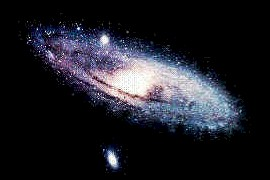 See the Andromeda Galaxy -- over 2,000,000 light years away -- with Sky Jewels (tm) stargazing!